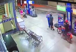 Dupla de assaltantes é baleada por policiais durante tentativa de fuga na PB