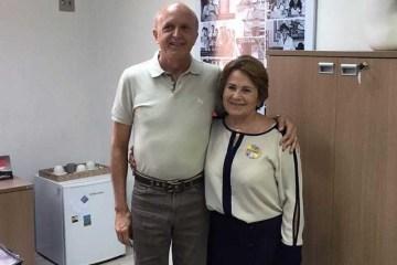 Nilda Gondim se reúne com secretário da Saúde e defende apoio financeiro ao São Vicente de Paulo
