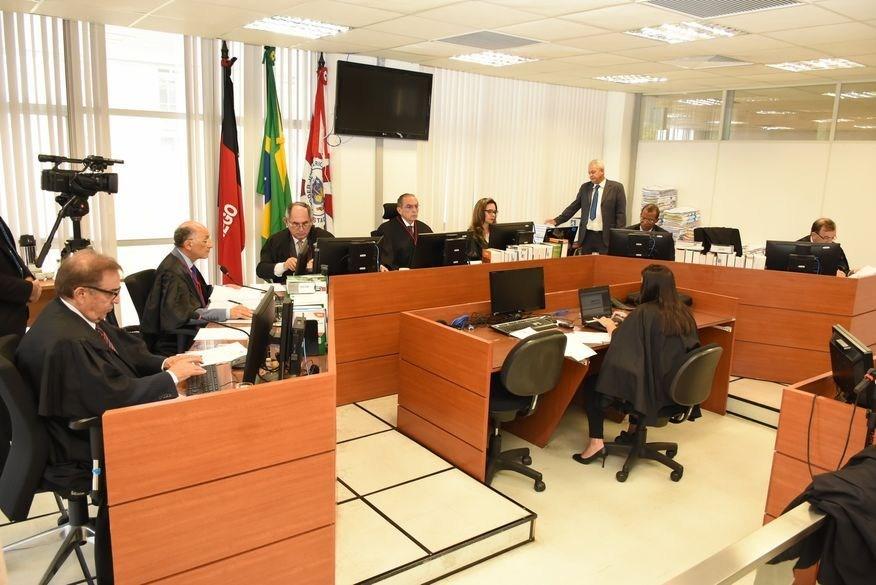 sessao tjpb - Pleno do Tribunal de Justiça da Paraíba aprova nomes de membros suplentes do TRE