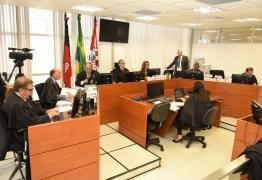 Pleno do Tribunal de Justiça da Paraíba aprova nomes de membros suplentes do TRE