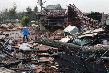 tufão - ENCHENTE, DESTRUIÇÃO E MORTE: Tufão Hagibis chega ao Japão neste sábado - VEJA IMAGENS