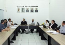 Extensa pauta marca reunião de Turma de Julgamento do Creci-PB