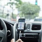 uber 99 aplicativo 850x491 - Motorista de aplicativo é atingido por bala perdida durante atentado contra homem após briga em bar