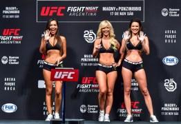 Dana White rebate campanha contra ring girls e garante modelos no UFC Austrália