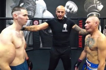 'Popeye' faz estreia no MMA e perde luta em 3 minutos; VEJA VÍDEO