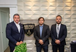 PARAÍBA: Julian Lemos se reúne com representantes da Associação de Defesa das Prerrogativas dos delegados de polícia