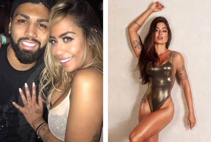 Gabigol traiu irmã de Neymar com Aline Riscado, diz colunista