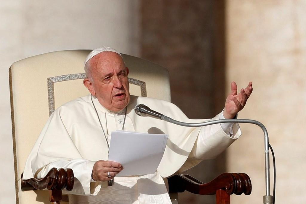 2019 10 23t073933z 1708801628 rc11fe143d00 rtrmadp 3 pope generalaudience 1024x683 - Papa pede por mundo sem armas nucleares em visita ao Japão