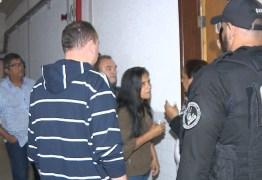 Vereadores de Santa Rita passarão a noite na carceragem da Central de Polícia