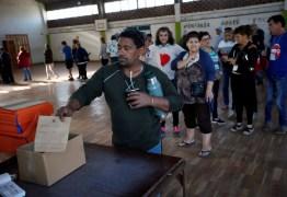 Uruguai elege hoje, em segundo turno, novo presidente
