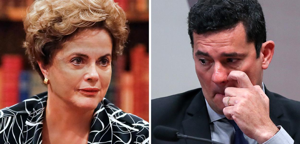 2019081314084 eb6f7af5 4431 47ef 8a6e d016aa86cda0 - Dilma diz que seu pedido de prisão revela o esforço inconsequente do ministro Sérgio Moro 'no afã de perseguir adversários políticos'