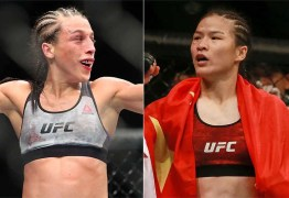 UFC: Dana sinaliza luta entre chinesa e polonesa pelo cinturão