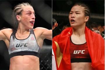 20191120203427726204i - UFC: Dana sinaliza luta entre chinesa e polonesa pelo cinturão
