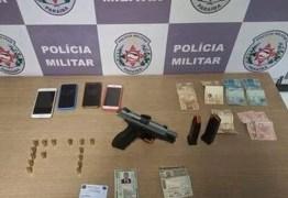 Suspeito de liderar tráfico de drogas em Pernambuco é preso em João Pessoa