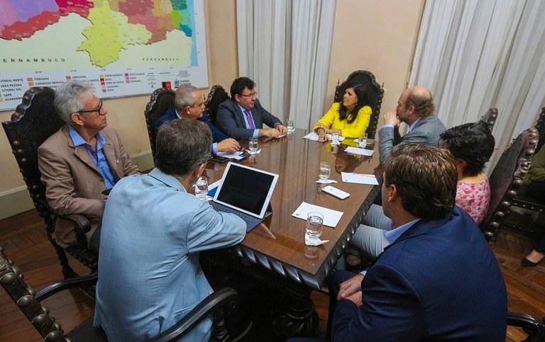 3d4bfd8f 8336 4a80 bfaa 9d691109daeb - EDUCAÇÃO, CIÊNCIA E TECNOLOGIA: Governadora em exercício discute parcerias com representantes do BID