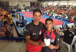 Taekwondo da PB conquista 14 medalhas na Copa do Brasil