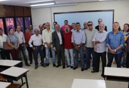 Detran-PB reúne despachantes para discutir sobre implantação das placas Mercosul