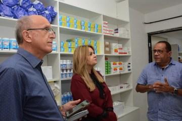 Ana Maria Lins - Pílulas de Solidariedade: Primeira-dama participa de lançamento de campanha do Hospital Padre Zé
