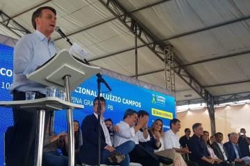 """Bolsonaro 3 - Campanha antecipada de Lula """"empurra"""" Bolsonaro para o Nordeste"""