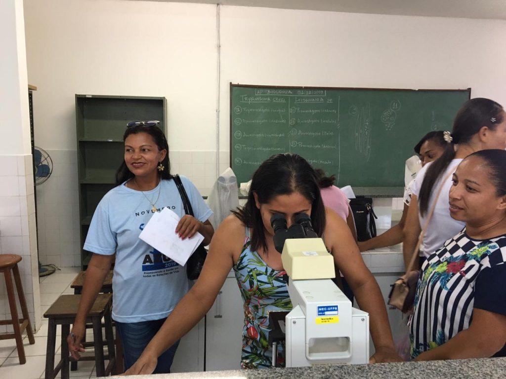 Capacitação Malária 1 1024x768 - ACE e ACS da Prefeitura de Conde participam de capacitação sobre a malária