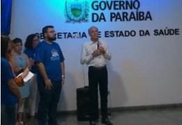 NOVEMBRO AZUL: Secretário Geraldo Medeiros abre campanha de prevenção, na Paraíba