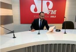 Jornalista Wallison Bezerra pede demissão da Rede Tambaú de Comunicação: 'em busca de novos desafios'