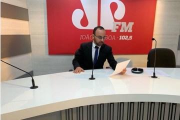 Capturar 36 - Jornalista Wallison Bezerra pede demissão da Rede Tambaú de Comunicação: 'em busca de novos desafios'
