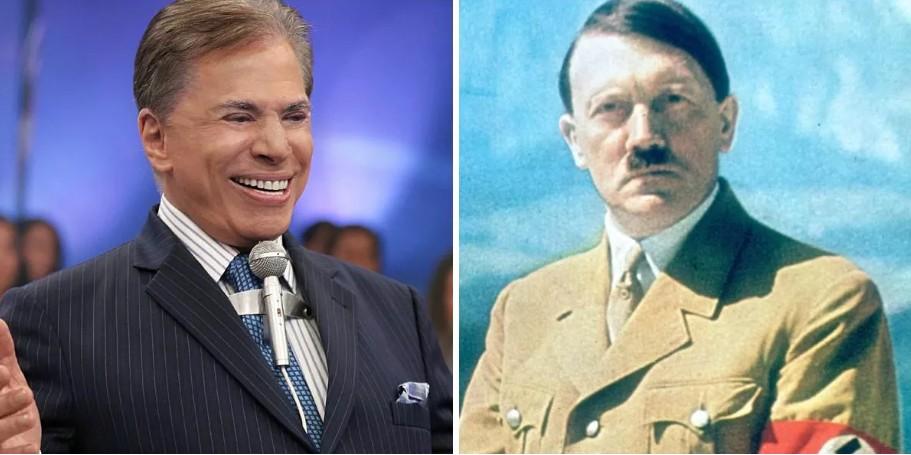 Capturar 9 - SAUDAÇÃO NAZISTA: Silvio Santos grita 'Heil, Hitler' e é criticado na web - VEJA VÍDEO