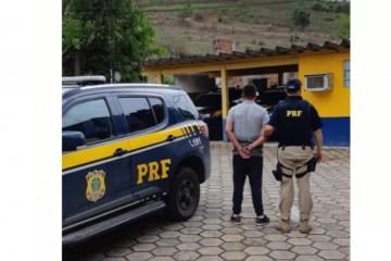Capturar6 6 - Ação conjunta entre PRF e Polícia Civil da Paraíba prende homem acusado de matar ex-sogro em Aroeiras