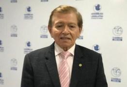 COM COVID-19: deputado João Henrique apresenta melhoras, revela filho: 'momento é de fé e orações'