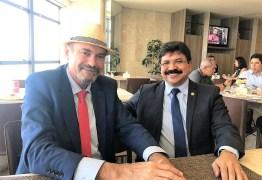 Jeová e Antônio Fernando se reúnem em Recife para traçar ações conjuntas para obras da Transposição