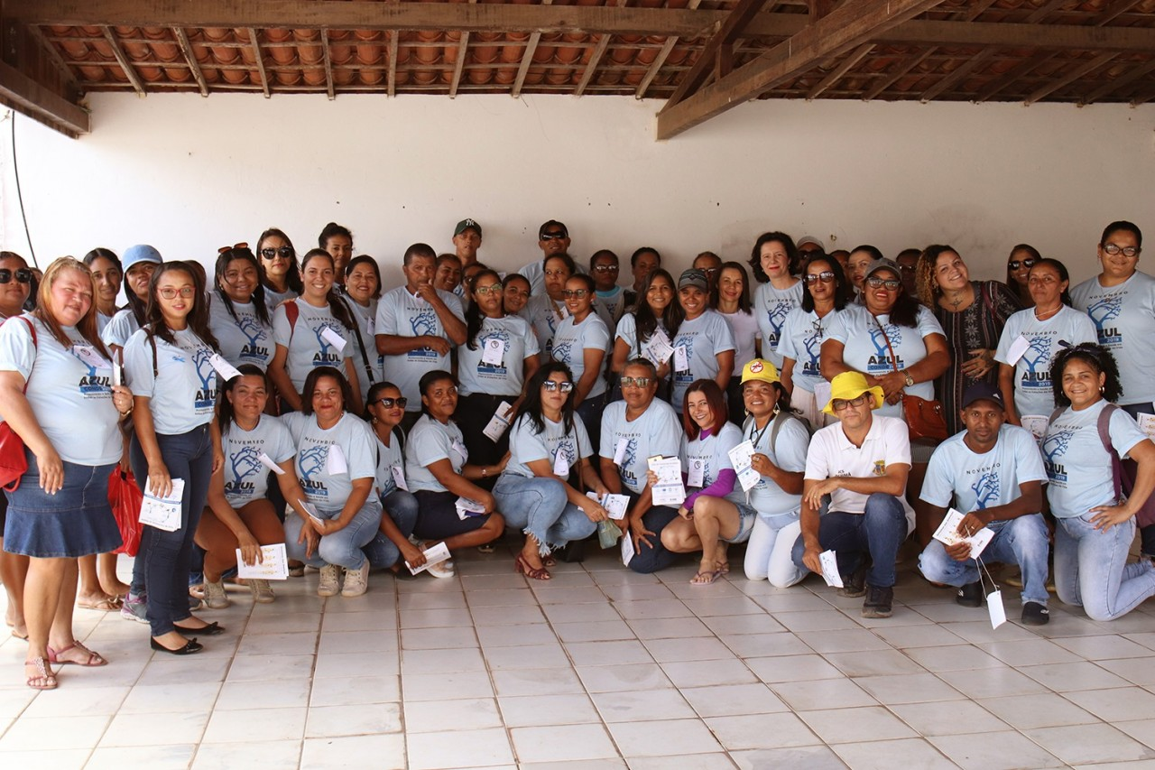 Dia D Malária Gurugi Fotos AltairCastro Secomd 5 - Secretaria de Saúde de Conde promove ação de combate à malária em Gurugi