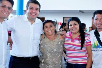 Diego recebe homenagem e promete trabalhar mais pela Capital