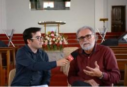 'ONDE HÁ IGREJAS, HÁ MENOS VIOLÊNCIA': pastor Estevam critica teologia 'do dinheiro e do poder' e exalta missão social dos templos; VÍDEO
