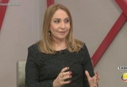 Sheherazade diz que Lena foi 'desbravadora' no jornalismo paraibano