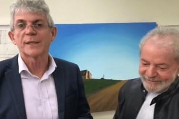 Lula RC - Lula reafirma parceria com estado e relembra cena marcante que viveu na cidade de Sousa: 'Aquilo marcou a minha vida' - VEJA VÍDEO