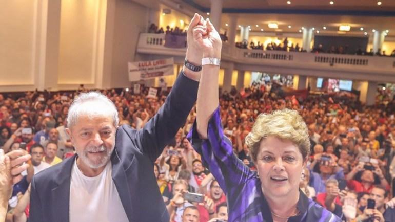 Lula - PT faz congresso com Lula e discute alianças para pleito municipal