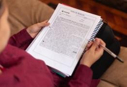 Veja 12 critérios que podem zerar sua redação no Enem