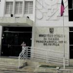 MPPB - Servidor público e primo são denunciados pelo MPPB por roubo de armas em Fórum