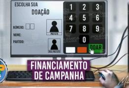 CONTAGEM REGRESSIVA: candidatos poderão usar auto-financiamento e 'vaquinha online' para bancar campanhas