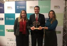 SUSTENTABILIDADE, INOVAÇÃO E EMPREENDEDORISMO: Cozinhas Comunitárias de João Pessoa recebem 1º lugar em prêmio de excelência