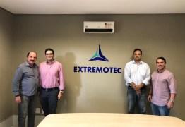 Representante da Câmara de Comércio Brasil Portugal visita Extremotec e firma parceria para 2020