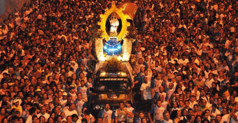 Romaria da Penha Foto Luiz Vaz Secom JP 780x405 - Romaria da Penha esperar levar mais de 500 mil fieis às ruas de João Pessoa