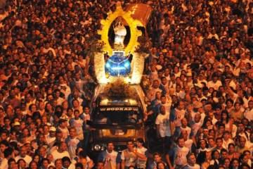 Romaria da Penha esperar levar mais de 500 mil fieis às ruas de João Pessoa