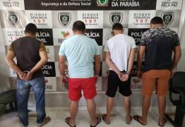 Operação 'Conceição' prende cinco e apreende armas e munições em cidades do Cariri paraibano
