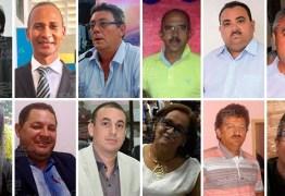 OPERAÇÃO NATAL LUZ: Onze vereadores de Santa Rita são presos em flagrante por peculato; VEJA VÍDEO