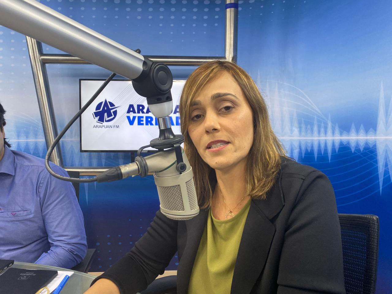 WhatsApp Image 2019 11 06 at 1.44.51 PM - PRÉ-CAMPANHA NA RUA: Ana Cláudia Vital revela apoio da população para concorrer a prefeitura de Campina Grande - VEJA VÍDEO