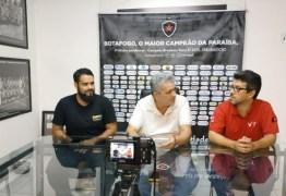 Botafogo-PB deve iniciar pré-temporada ainda sem o prometido camisa 9