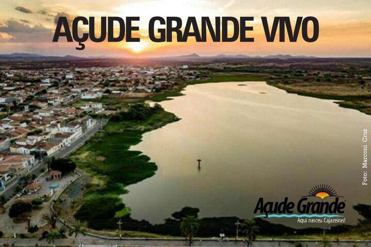 WhatsApp Image 2019 11 28 at 16.56.20 - AÇUDE GRANDE VIVO: Associação lançará campanha pela recuperação do patrimônio ambiental em Cajazeiras