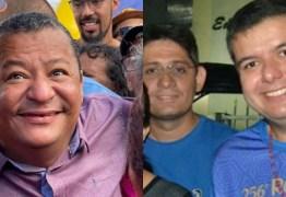 TERMÔMETRO: Nilvan e Diego Tavares reforçam 'corpo a corpo' e presença nas redes sociais